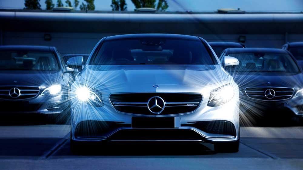 Mercedes-Benz Unveils New Dealership In Delhi